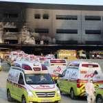南韓驚傳慘重工安意外!利川市倉庫施工引發大火,至少36人死亡