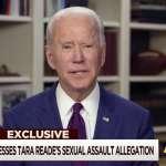 遭控30年前性侵女助理!美國民主黨總統候選人拜登:絕無此事