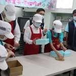 疫情衝擊社福團體運營 盧秀燕化身糕餅師籲優先購身障產品