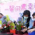彰化臺鐵8站區花卉藝術妝點添幸福 歡迎打卡拍照