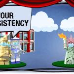 兵馬俑戰自由女神》中國製作樂高動畫 嘲諷美國防疫無方