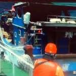 海況凶險仍勇驅中國越界漁船!違規者蛇行跳海樣樣都來,最終屢勸不聽遭海巡強制扣回台灣!【影音】