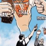 「奶茶聯盟」如何讓小粉紅潰不成軍?來自泰國、香港、台灣的五毛剋星