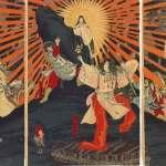 服侍80位哥哥、看到美女就「刺」她陰部…揭日本古老神話傳說:我到底看了什麼!