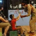 為偏鄉孩子創造生命中的第一場戲!秋野芒劇團母親節打造故事森林