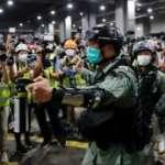 香港「新聞自由指數」有紀錄以來最低!暴力問題頻傳 公眾「憂心記者採訪安全」