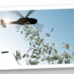 【親子理財】媽,什麼是直升機撒錢,我可以到下面撿錢嗎!