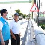 梅雨季將至 李四川帶隊視察後勁溪提前防汛