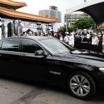副總統維安禮遇到期 520後吳敦義BMW大7要收走了