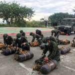 防梅雨釀災 陸戰特勤「超前部署」低調挺進災害潛勢區