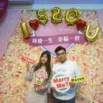 「2020520」超浪漫諧音 中市結婚登記比去年成長2.6倍