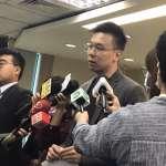 中國要推港版國安法 林飛帆籲朝野發聲譴責、研擬人權法案