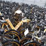 oBike清除專案行動 逾6千輛廢鐵公開標售