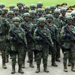 憲兵綠色迷彩在台北恐成「活靶」 綠委籲重新評估城市迷彩