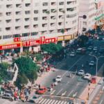 1987照片曝光!老台北人憶「第一間頂好」:還有保齡球館、遊樂場