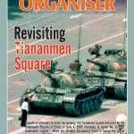 印度反中情緒高漲!「肉身擋坦克照」登右翼雜誌封面,專題回顧天安門事件