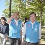藍議員呼應韓國瑜不投票策略 他諷:未戰先屈,真是「好蚌蚌」的政黨