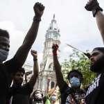佛洛伊德案激起全球示威潮》20萬人走上華府街頭 日韓也遊行響應反種族歧視