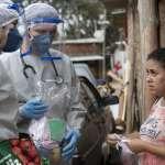 巴西病患驚傳同時感染2種變種病毒!專家憂:恐加速突變