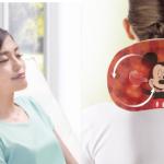 OSIM首度攜手迪士尼推夢幻聯名 限量米奇暖摩枕 初夏限定開賣