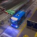 5G智慧公車驚喜現身!遠傳結合台灣智駕巴士 北市信義路雙向運行