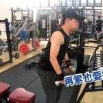 眼前的瘦不是瘦!終結「泡芙人」悲歌!宅男挑戰30天健身減脂變身猛男【影音】