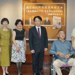 「讓研究精神傳承下去!」麥朝成、曾永賢、謝聰敏身後史料捐國史館