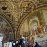 二戰後第一遭:新冠肺炎疫情舒緩,梵蒂岡博物館關閉三個月後重新開放