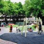 新冠肺炎疫情趨緩之後 中市議員持續關注公園遊憩衛生