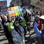 「性少數+有色人種」更容易遭歧視暴力……全美數萬人示威 :黑人跨性別者的命也是命