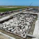 沃旭採國際最高環安衛標準 全力推動離岸風場陸上變電站土木工程