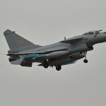 巧合?美國衛生部長艾薩訪台 中國殲11、殲10越過台海中線