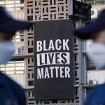 美國駐韓大使館的「黑人的命也是命」布條被撤?CNN爆料龐畢歐施壓,連彩虹旗也不見了