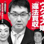 東京地檢特搜部的百日戰爭:前法相河井克行夫婦被正式起訴,最後倒下的會是檢方、河井、還是安倍晉三?