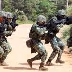 結合地空支援執行反特攻!陸軍特戰部隊「戰術行軍訓練」展強悍軍風