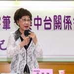 「當家的拜託不要污染民主!」呂秀蓮批民進黨:把監院當成和諧的地方