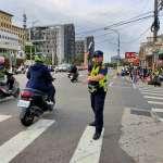 端午連假期間 中市府加強交通違規執法