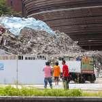 蘇南觀點:京華城啟示─拆屋工人的悲歌!廢建材再利用