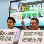 國民黨籲廢除考監兩院 綠委:很高興國民黨支持民進黨的看法