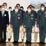 國軍將官晉升典禮 蔡英文:面對疫情、解放軍海空騷擾,一定要保持警惕