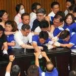 「國民黨是立法者,不是平民!」邱顯智評藍委占立院:立委應走進議場捍衛主張