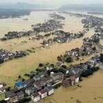 長江流域主汛未到已在洩洪 中國26省市遭洪水圍困