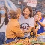 李眉蓁夫婦擁14筆土地成「最富有」候選人 吳益政:她命好、嫁好尪
