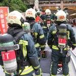 台北市再傳悲劇!內湖養護所火警釀3命危,黃珊珊急赴現場