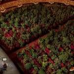 巴塞隆納歌劇院解封!首場演出觀眾席坐滿滿:2292盆植物...人類只能在家看影片