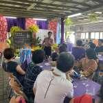 讓民眾參與釀製葡萄酒 西斗酒趣體驗營從採果開始