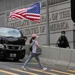 中國可能任意偵訊羈押 美國對公民發布警示