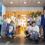 昔日中興百貨改造重生 竹市「32π青年基地」揭幕