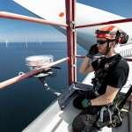 沃旭招募25名工程師 不懼高、不暈船方能勝任風場運維工作
