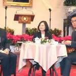 新新聞》獨家:發言人黃重諺升任總統辦公室主任